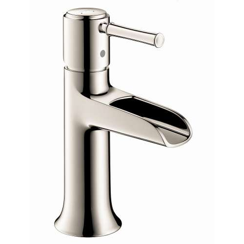 Hansgrohe Talis C Single-Hole Faucet 90 with Pop-Up Drain, 1.2 GPM