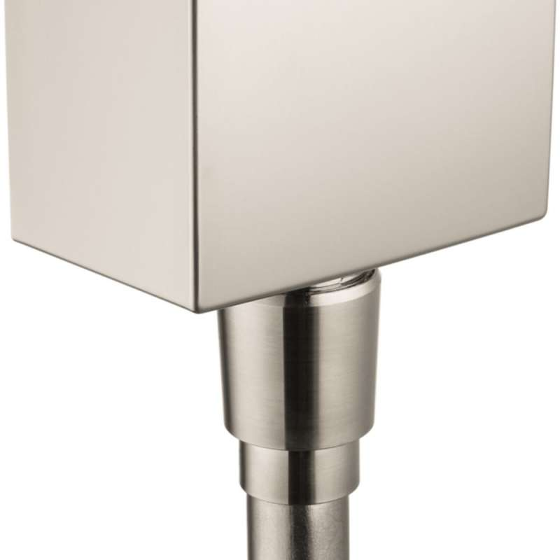 Hansgrohe FixFit Wall Outlet Square with Check Valves