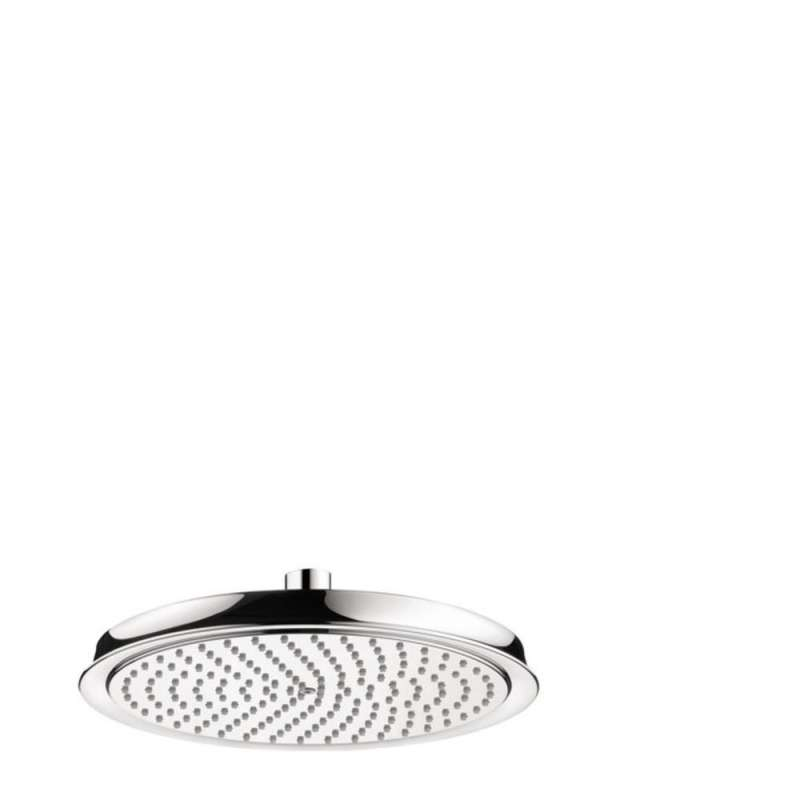 Hansgrohe Raindance Classic 2.0 GPM 1-Jet Showerhead 240 - In Multiple Colors