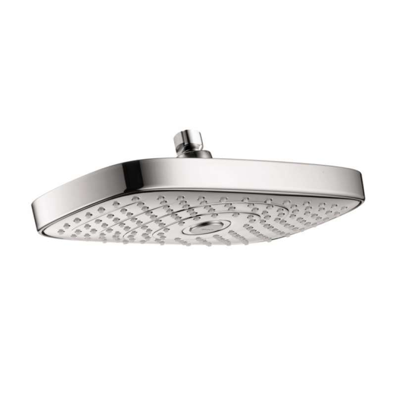 Hansgrohe Raindance Select E 2.5 GPM 2-Jet Showerhead 300 - In Multiple Colors