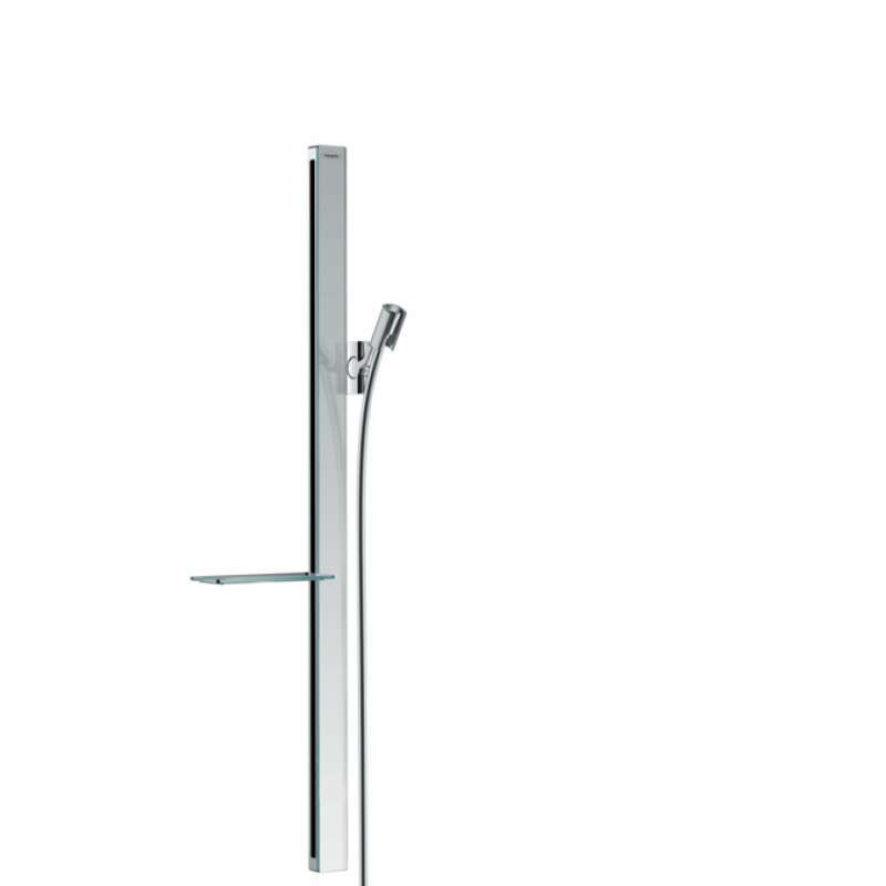 Hansgrohe Unica 36-in. Wallbar Raindance E