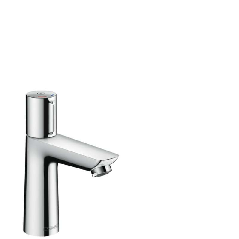 Hansgrohe Talis Select E Single-Hole Faucet 110 with Pop-Up Drain, 1.2 GPM