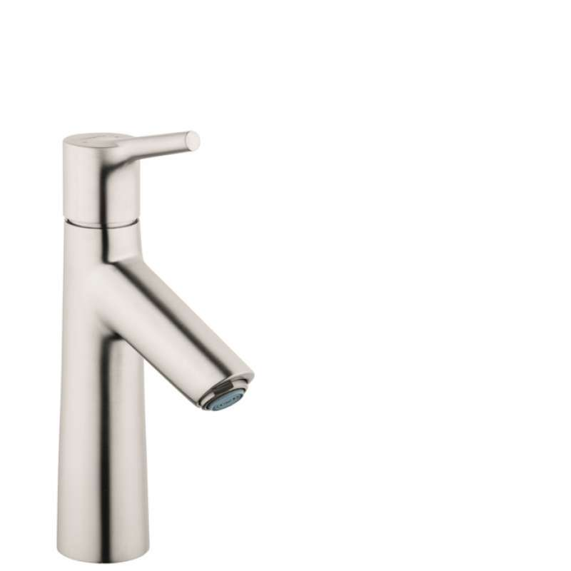 Hansgrohe Talis S Single-Hole Faucet 100 with Pop-Up Drain, 1.2 GPM