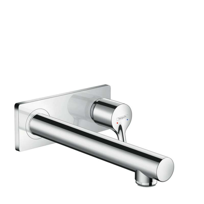 Hansgrohe Talis S Wall-Mounted Single-Handle Faucet Trim, 1.2 GPM