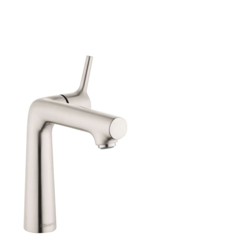 Hansgrohe Talis S Single-Hole Faucet 140 with Pop-Up Drain, 1.2 GPM