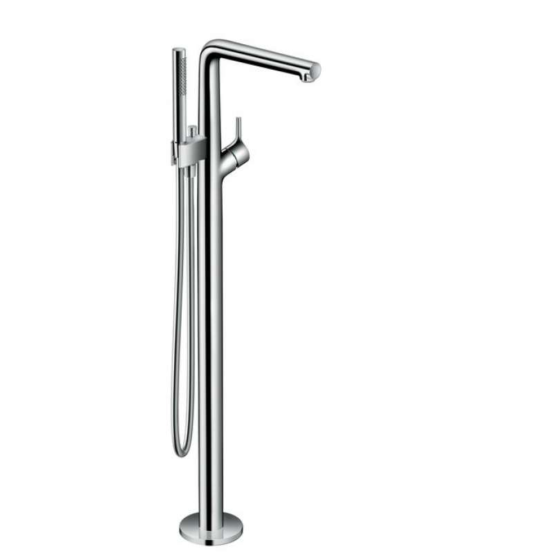 Hansgrohe Talis S Freestanding Tub Filler Trim with 2.0 GPM Handshower