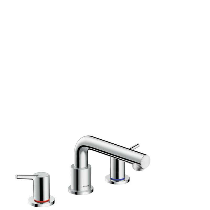 Hansgrohe Talis S 3-Hole Roman Tub Set Trim - In Multiple Colors