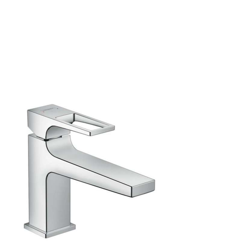 Hansgrohe Metropol Single-Hole Faucet 100 with Loop Handle, 1.2 GPM - In Multiple Colors