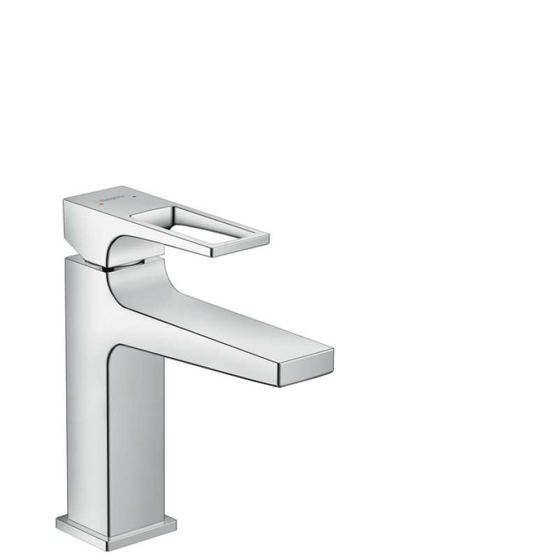 Hansgrohe Metropol Single-Hole Faucet 110 with Loop Handle, 1.2 GPM