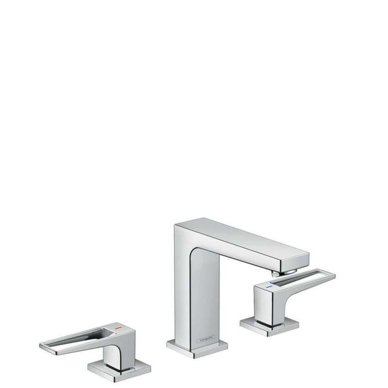 Hansgrohe Metropol Widespread Faucet 110 with Loop Handles, 1.2 GPM - In Multiple Colors