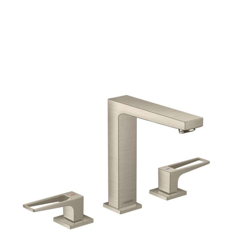 Hansgrohe Metropol Widespread Faucet 160 with Loop Handles, 1.2 GPM