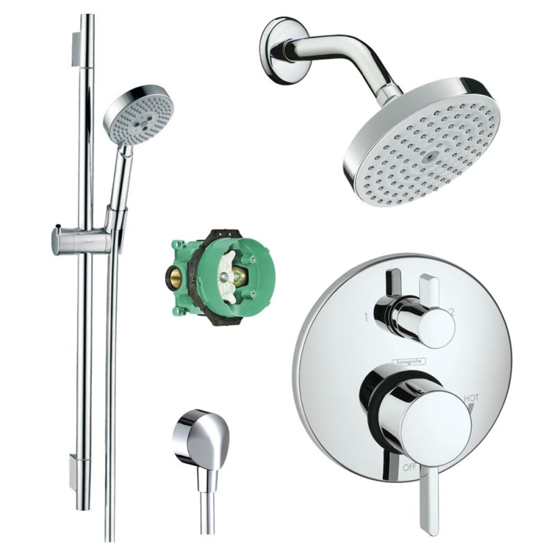 Buy Hansgrohe Raindance KSH04447-04342-66PC Online - Bath1.com