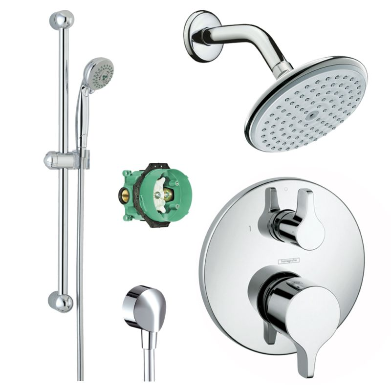 Buy Hansgrohe Raindance KSH04448-27466-94PC Online - Bath1.com