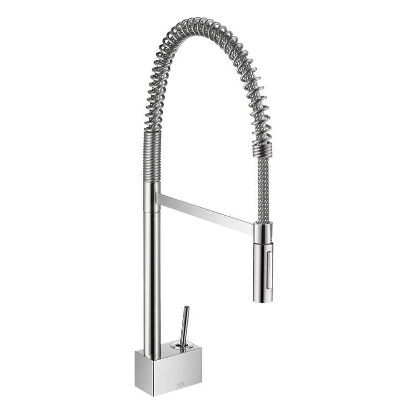 Buy Axor Starck Pre Rinse Kitchen Faucet With Spray Diverter In