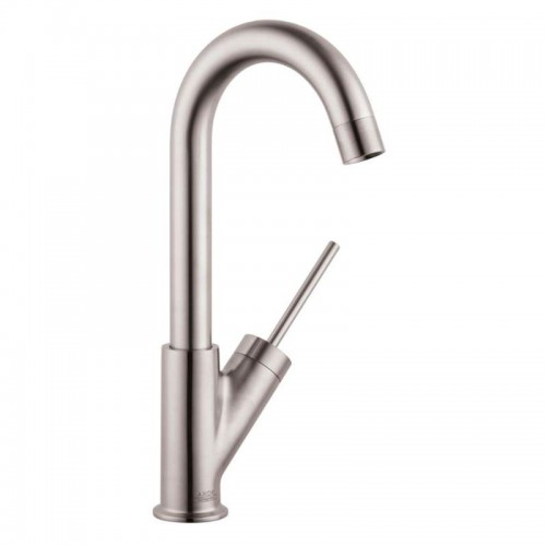 Axor Starck High-Arc Bar Faucet With Quick Clean Aerator
