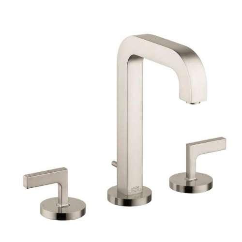 Axor Citterio Widespread Bathroom Faucet With Lever Handles