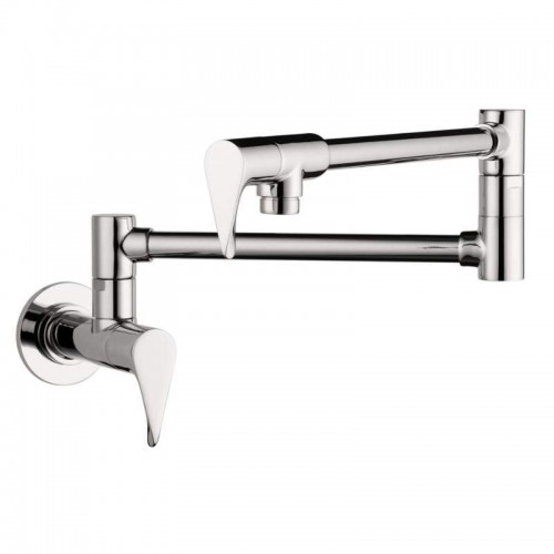 Axor Citterio Wall-Mounted Double-Jointed Pot Filler
