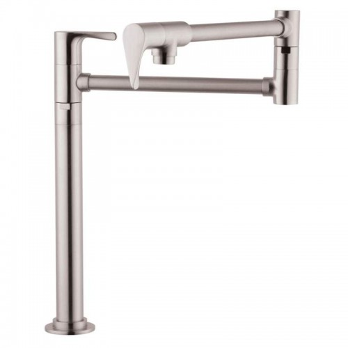 Axor Citterio Deck-Mounted Double-Jointed Pot Filler