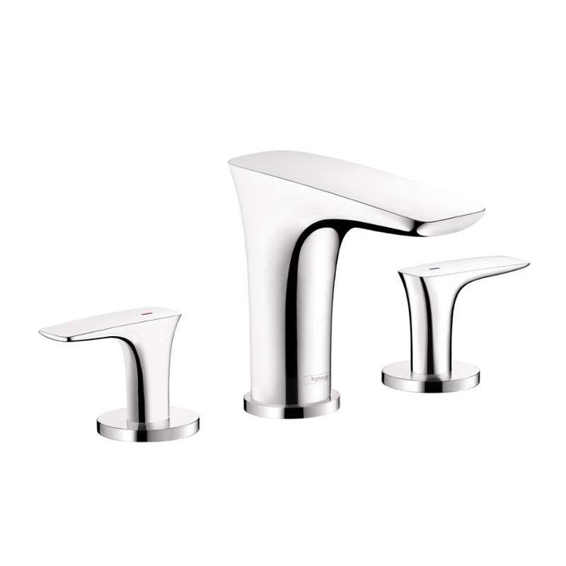 Buy Hansgrohe Puravida Widespread Bathroom Faucet With Lever Handles