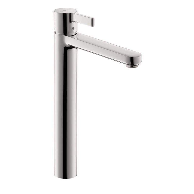 Exceptionnel Hansgrohe Metris S Vessel Bathroom Faucet With Lever Handle Chrome