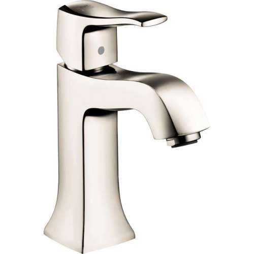 Hansgrohe Metris C Single-Hole Bathroom Faucet With Lever Handle