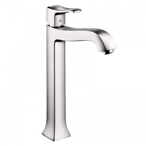 Hansgrohe Metris C Vessel Bathroom Faucet With Lever Handle