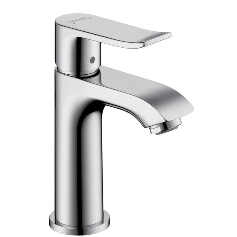 marvelous Hansgrohe Single Handle Bathroom Faucet Part - 14: Sale Hansgrohe Metris Single-Hole Bathroom Faucet With Lever Handle