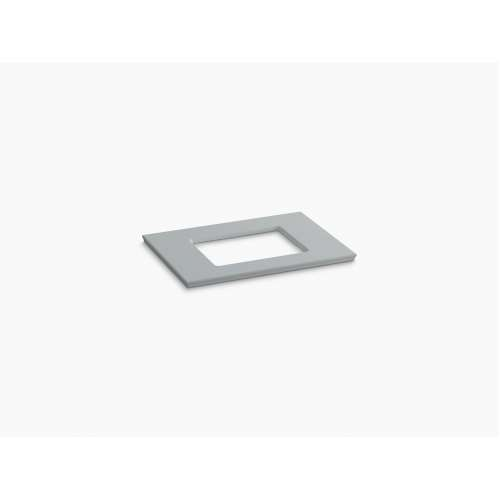 Kohler Solid-Expressions 31-in x 22-in K-5456-S36