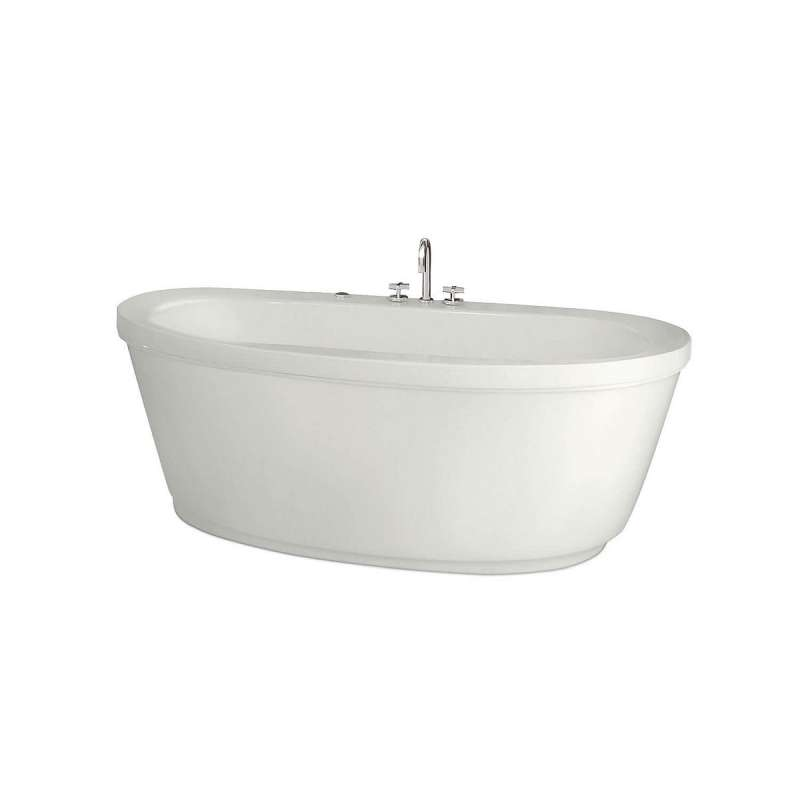 105359-000-001 - MAAX Jazz 66in x 36in Soaking Bathtub