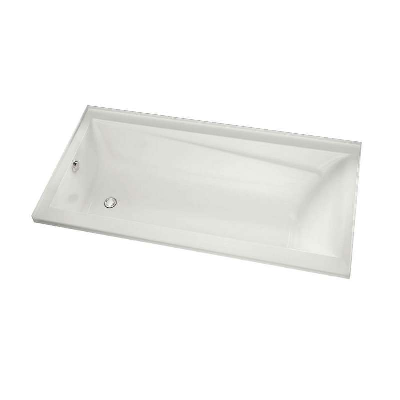105514-L-000-001 - MAAX Exhibit 60in x 32in IF Soaking Bathtub with Left Hand Drain