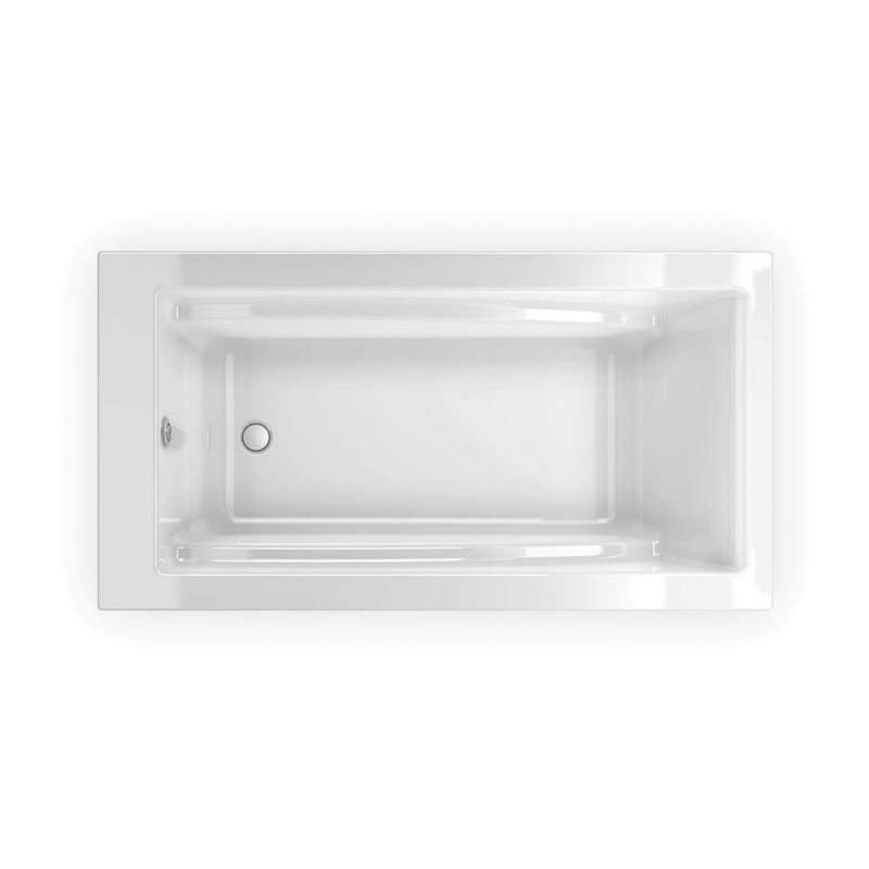 105571-000-001 - MAAX Optik 60in x 32in IF Soaking Bathtub