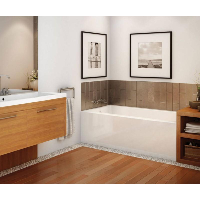Maax Rubix 105815 L 000 001 60in X 30in Soaking Bathtub