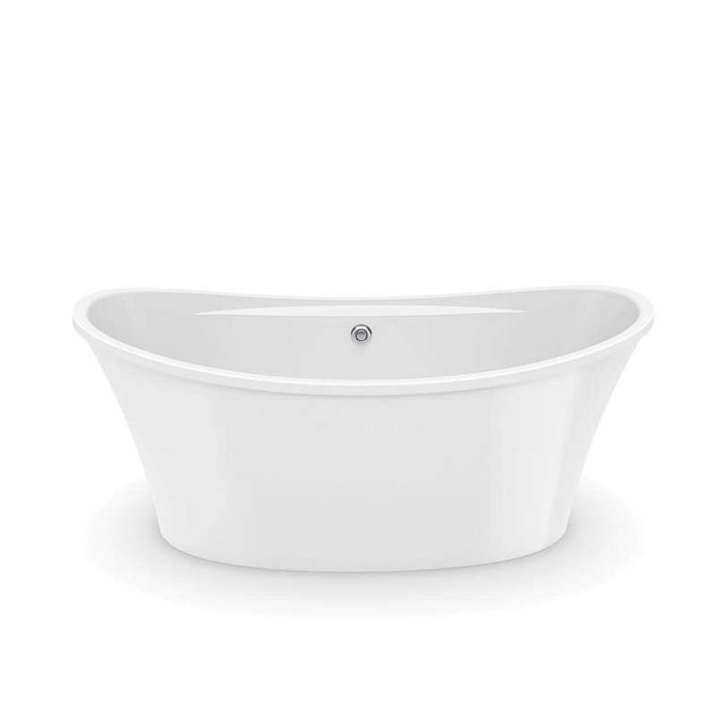 106267-000-001 - MAAX Ariosa 66in x 36in Soaking Bathtub
