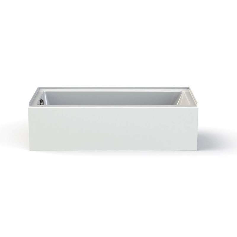 106348-R-000-001 - MAAX Rubix Access 60in x 30in IFS Soaking Bathtub with Right Hand Drain