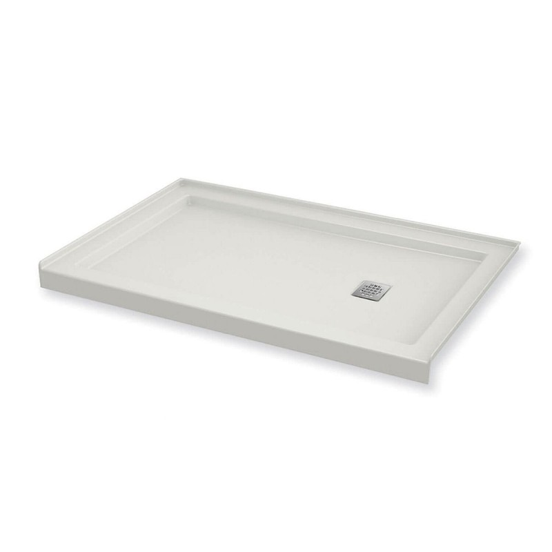 420006-501-001 - MAAX B3Square 60in x 36in with Center Drain
