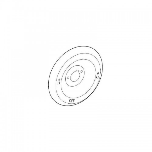 Moen Shower Escutcheon Plate