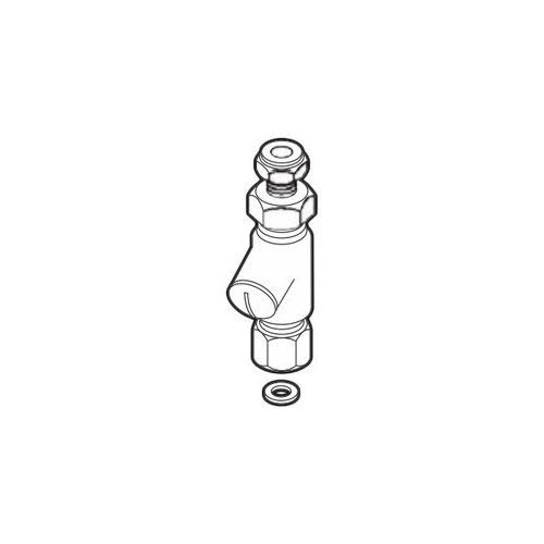 Moen Commercial Inline Filter With Check Valve