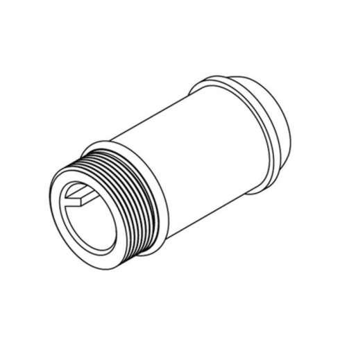 Moen Commercial 2-1/4-In Extension Nipple