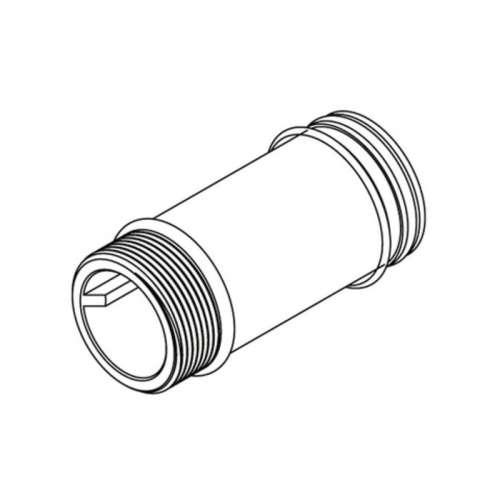 Moen Commercial 2-1/8-In Extension Nipple