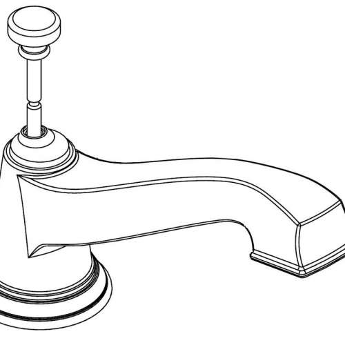 Moen Roman Tub Diverter Spout