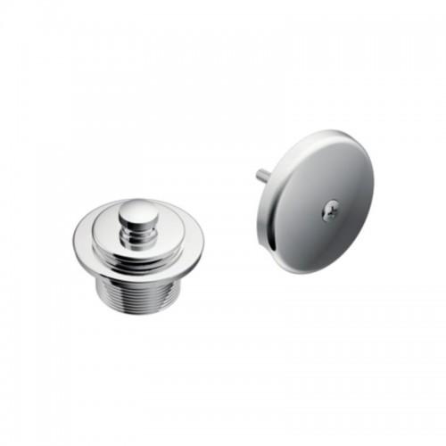 Moen 1-1/2-In Threaded Tub Drain Kit With Push-N-Lock Drain Assembly