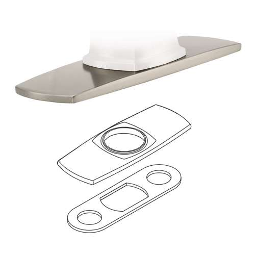 Moen Deck Plate