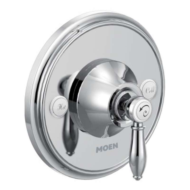 Moen Weymouth Wall-Mounted Shower Valve Trims - In Multiple Colors