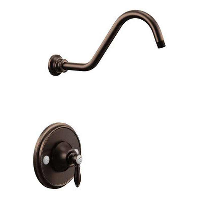 Moen Weymouth Wall-Mounted Shower Valve Trims