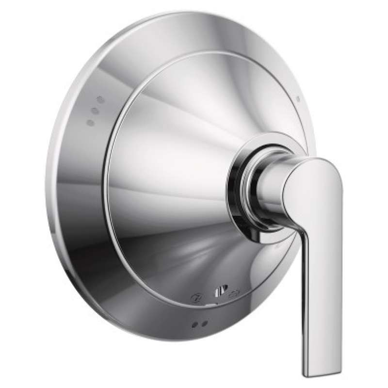 Moen Doux Wall-Mounted Shower Valve Trims - In Multiple Colors