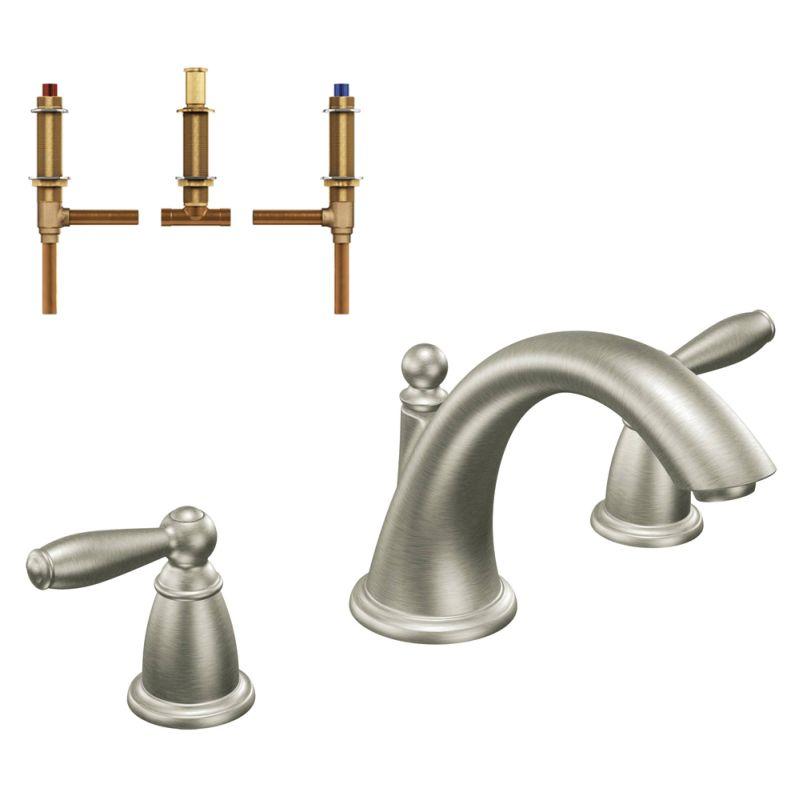 ... Tub Faucet in Brushed Nickel. Sale Moen Brantford KGTBR-D-T4943BN