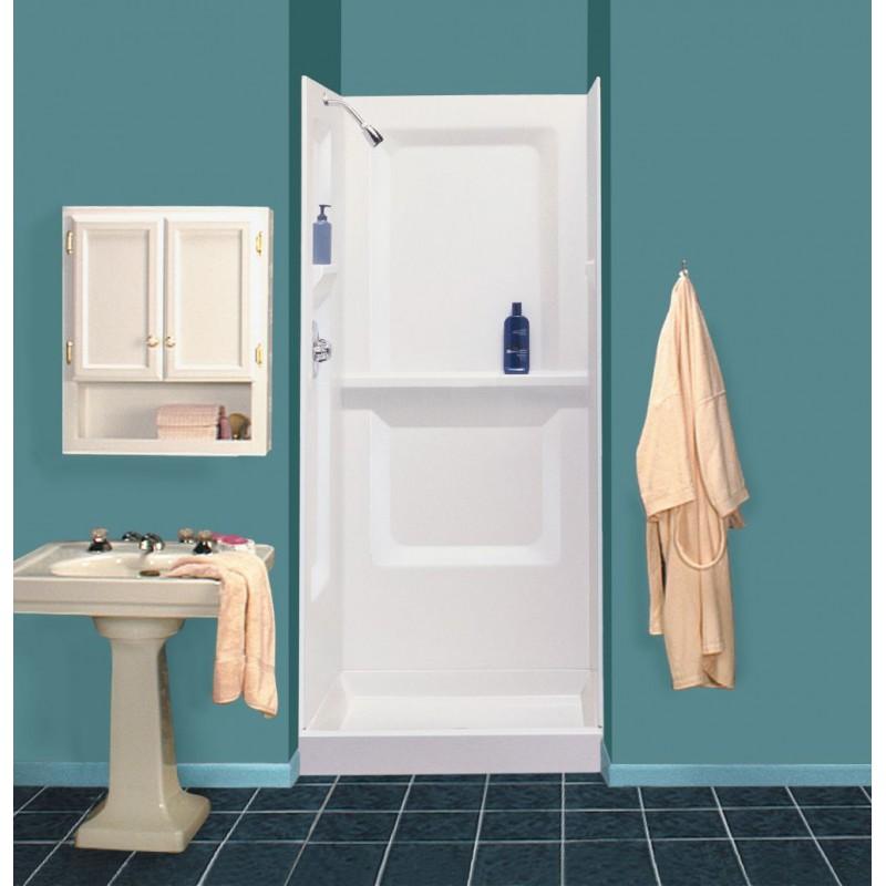 Buy Mustee DURAWALL 732WHT Online - Bath1.com