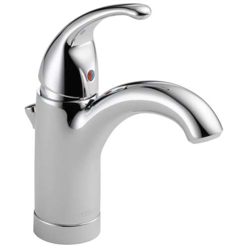 Peerless Apex 1.2 GPM 2-Handle Centerset Lavatory Faucet In Chrome