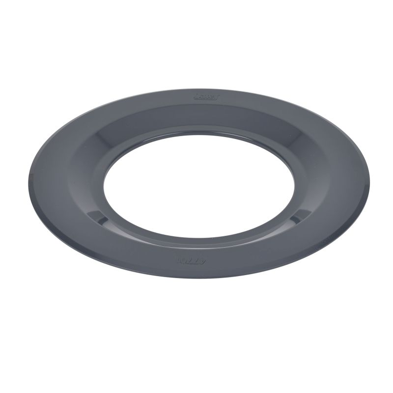 Oatey Receiver Pan 12in to 16in Dia ABS for Roof Drains
