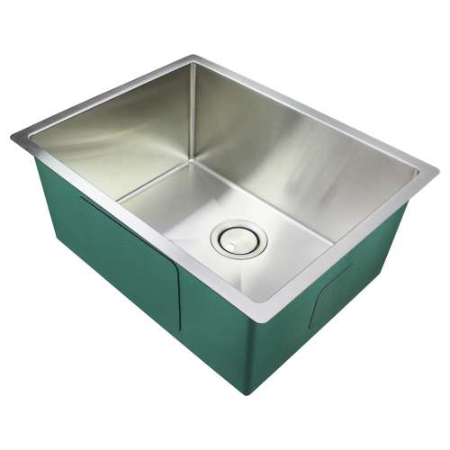 River's Edge Stainless Steel 24-in Undermount Kitchen Sink